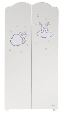 Шкаф двухстворчатый Feretti Armadio Majesty (bianco) шкафы feretti armadio chaton двухстворчатый