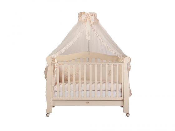 Кроватка-диван Feretti FMS Royal (avorio) кроватка с маятником feretti fms elite avorio