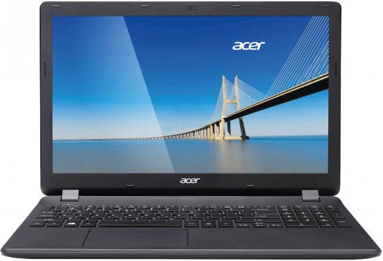 НоутбукAcer Extensa EX2519 15.6 1366x768 N3700 1.6GHz 2Gb 500Gb Intel HD Bluetooth Wi-Fi Win10 черный NX.EFAER.014 acer extensa ex2520g p0g5 [nx efder 014] black 15 6 hd pen 4405u 2 1ghz 4gb 500gb gf940m 2gb dvdrw w10