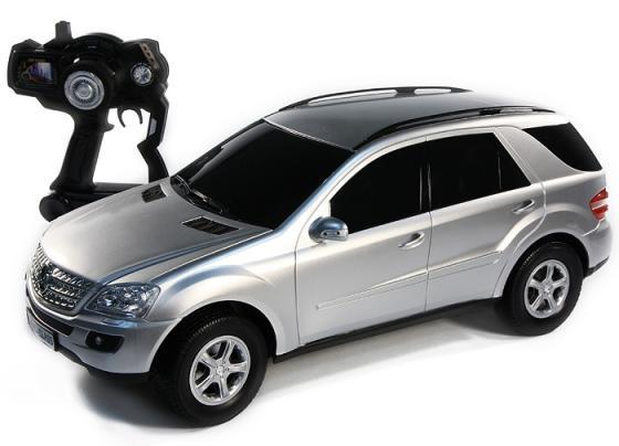 Машинка на радиоуправлении Rastar Mercedes-Benz ML 1:10 от 4 лет пластик 21500 в ассортименте машинка на радиоуправлении rastar ford shelby gt500 от 5 лет пластик в ассортименте 49400