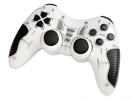 Геймпад 3Cott Single GP-06W белый USB геймпад nintendo switch pro controller