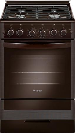 лучшая цена Газовая плита Gefest ПГ 5300-02 0047 коричневый