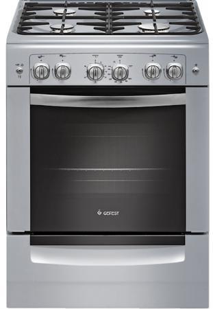 цена на Газовая плита Gefest ПГ 6100-02 0068 серый