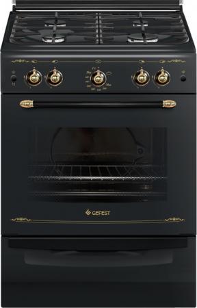 Газовая плита Gefest ПГ 6100-02 0087 черный