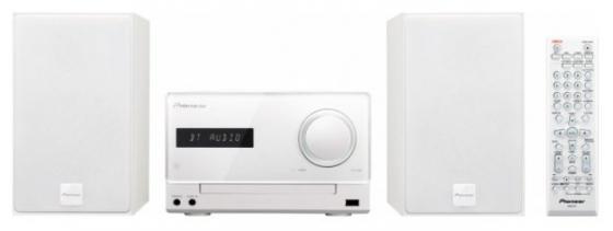 все цены на Микросистема Pioneer X-CM35-W 30Вт белый онлайн