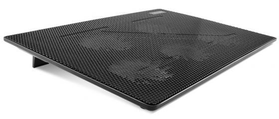 Подставка для ноутбука до 15.6 Crown CMLC-1105 черный столик для ноутбука до 15 6 crown cmls 102 алюминий пластик