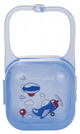 Контейнер для пустышки Canpol Мужская с рождения голубой 2/931 блокиратор для двери canpol babies 2 691 230821007