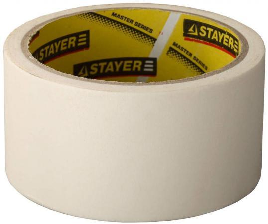 Лента Stayer Profi креповая 48мм х 40м 1211-50 паяльная лампа stayer profi 40655 1 5