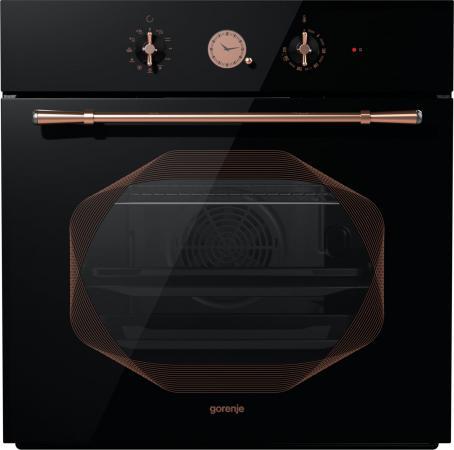 Электрический шкаф Gorenje BO627INB черный