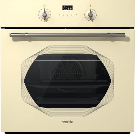 Электрический шкаф Gorenje BO637INI бежевый