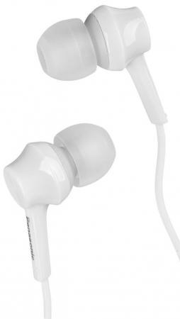 Гарнитура Panasonic RP-TCM105E-W белый panasonic rp hxs200e w white