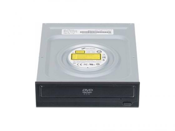 Привод для ПК DVD-ROM LG DH18NS61 SATA черный OEM цена