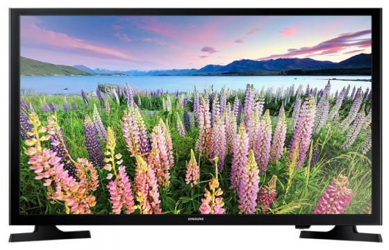 Телевизор LED 48 Samsung UE48J5000AUXRU черный 1920x1080 50 Гц USB SCART led телевизор samsung ua48ju6800jxxz 48 4k wifi led