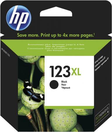 Картридж HP 123XL для HP DeskJet 2130 DeskJet 1110 DeskJet 2131 DeskJet 2132 DeskJet 2133 DeskJet 2134 DeskJet 2620 DeskJet 2630 DeskJet 2632 Deskjet 3639 480 Черный F6V19AE