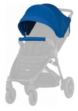 Капор для детской коляски Britax B-Agile/B-motion (ocean blue) britax капор sand beige для коляски b agile и b motion 4 plus