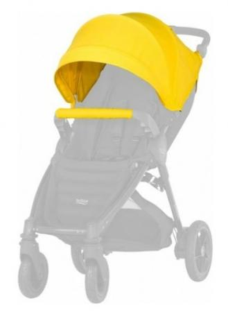 Капор для детской коляски Britax B-Agile/B-motion (sunshine yellow) 10pcs free shipping mc33035 mc33035dw sop 24 motor motion ignition controllers