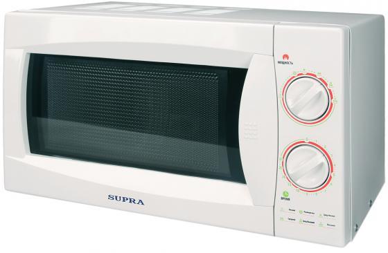 Микроволновая печь Supra MWS-1806MW 700 Вт белый
