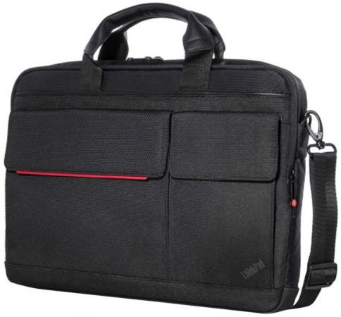 цены на Сумка для ноутбука 14.1 Lenovo Professional Slim Topload Case черный 4X40H75820