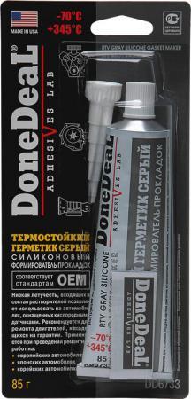 Герметик-формирователь прокладок Done Deal DD 6733 permatex формирователь прокладок 51813 анаэробный 50мл