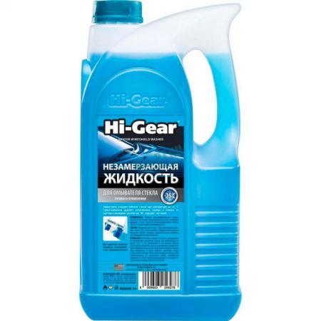 Незамерзающая жидкость Hi Gear HG 5654 N салфетки hi gear hg 5583 освежающие