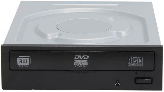 Привод для ПК DVD±RW Lite-On IHAS124-14 SATA черный OEM оптический привод dvd rw lite on ds 8acsh внутренний sata черный oem