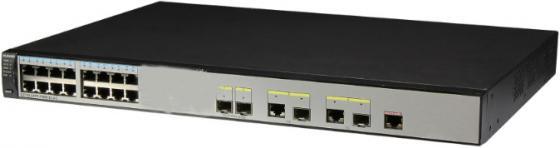 Коммутатор Huawei S2750-20TP-PWR-EI-AC управляемый 16 портов 10/100Mbps 2xSFP 2355249 коммутатор huawei s2750 28tp pwr ei ac