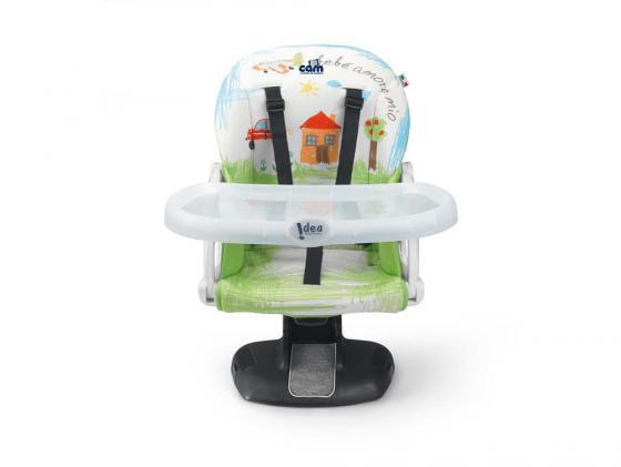 Стульчик для кормления Cam Idea (цвет 222) стульчик для кормления cam smarty pop цвет 222 333