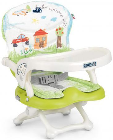 Стульчик для кормления Cam Smarty Pop (цвет 222/333) стульчик для кормления cam smarty pop цвет c26 333
