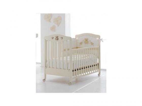 Кроватка Erbesi Tippy Jolie (слоновая кость)