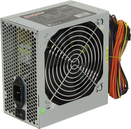 Блок питания ATX 600 Вт Exegate UN600 цена и фото