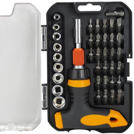Набор инструментов 5bites Express TK042 39 предметов  набор инструмента 5bites express tk500