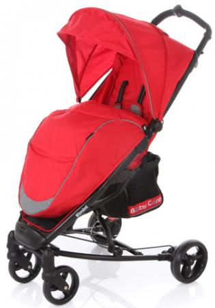 Прогулочная коляска Baby Care Rimini (red) baby care variant 4 red