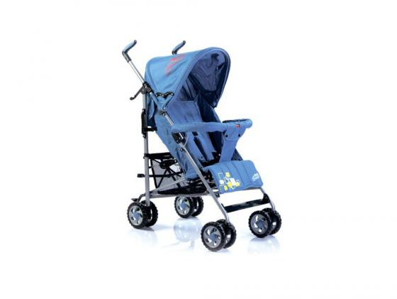 Коляска-трость Baby Care CityStyle (blue) baby care ходунки step blue