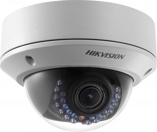 Камера IP Hikvision DS-2CD2742FWD-IS CMOS 1/3'' 2688 x 1520 H.264 MJPEG RJ-45 LAN PoE белый 940 0 3 mp 1 3 cmos network ip camera w 2 0 lcd time display black 1 x 18650