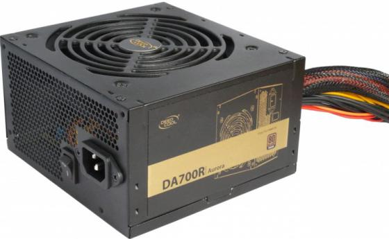 Блок питания ATX 700 Вт Deepcool Aurora DA700R GP-BZ-DA700 бп atx 500 вт deepcool da500 dp bz da500n