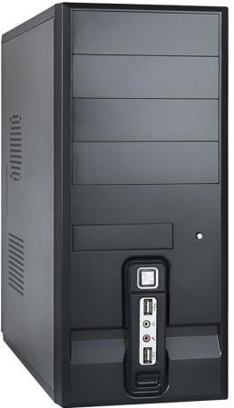Корпус ATX Exegate CP-506 500 Вт чёрный EX188993RUS