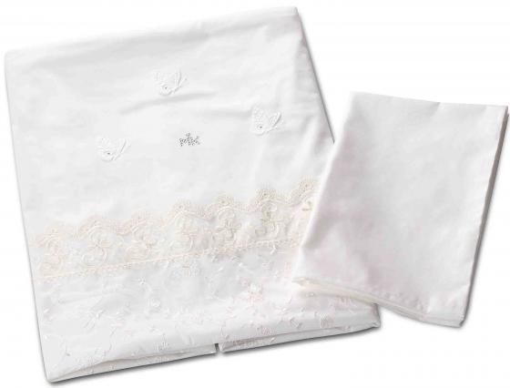 Постельный сет 9 предметов Nuovita Farfalle Nido Magia (white) куртки solo farfalle куртка