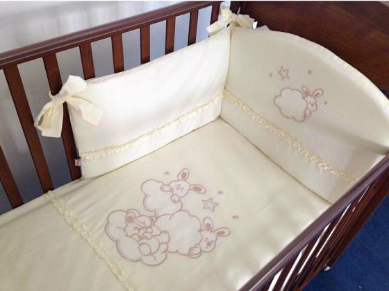Постельный сет 6 предметов Feretti Sestetto Etoile Brilliante (magnolia) feretti детская etoile dargent белая