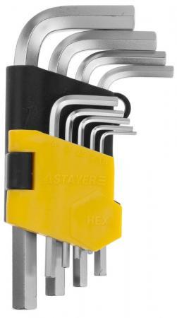 Набор ключей Stayer Master 9шт 2740-H9 набор ключей stayer master 9шт 2743 h9