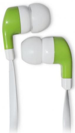 Наушники CBR Human Friends Rumba бело-зеленый бра светильник настенный st luce rondella sl357 501 01