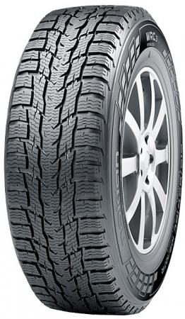 Шина Nokian WR C3 225/75 R16C 121R шины алтайский шинный комбинат forward professional 359 225 75 r16c 121 120n