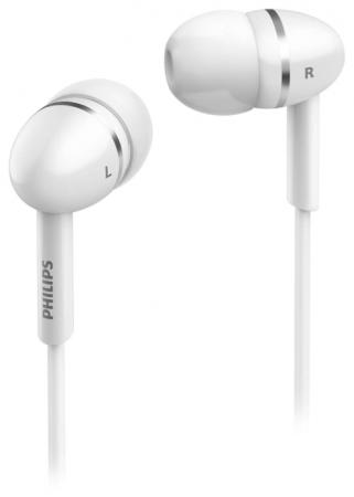 Наушники Philips SHE1450WT/51 белый philips bdp 2180k 51