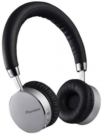 Наушники Pioneer SE-MJ561BT-S серебристый музыкальный центр pioneer x hm86d s серебристый