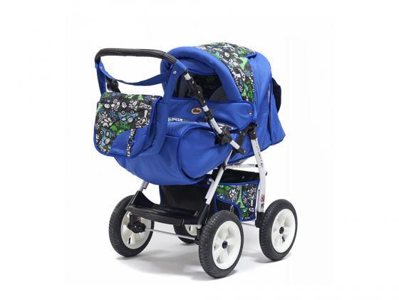 Коляска прогулочная Teddy BartPlast Victoria 2016 PKL (PA03/синий) коляска 2 в 1 teddy bartplast angelina pkl 2016 pl01 синий