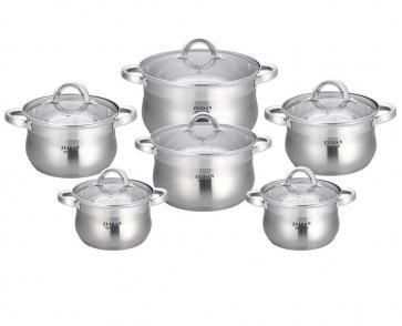 Набор посуды Zeidan Z-51204 набор посуды zeidan z 50622