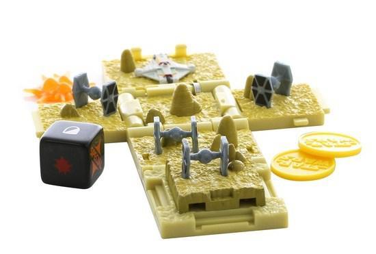 Игрушка Spin Master Боевые кубики, Звездные войны 52102 кружка цветная внутри printio дэдпул deadpool