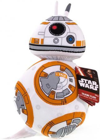 Игрушка Star Wars ВВ-8 плюшевый со звуком SW01919