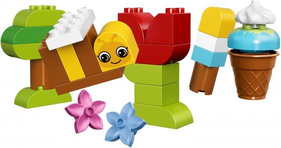 Конструктор LEGO Duplo Времена года 70 элементов 10817 конструктор lego duplo лошадки 20 элементов 10806