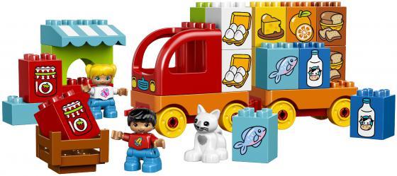 Конструктор LEGO Duplo Мой первый грузовик 29 элементов 10818 lego lego duplo 10572 механик