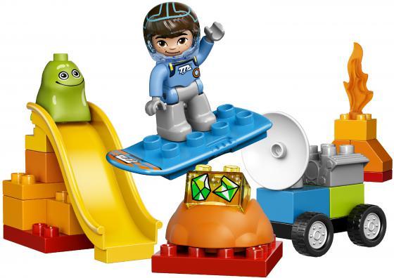 Конструктор LEGO Duplo Космические приключения Майлза 23 элемента 10824 lego lego duplo 10572 механик
